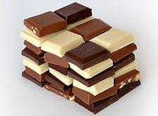 شکلات ایرانی تکسان