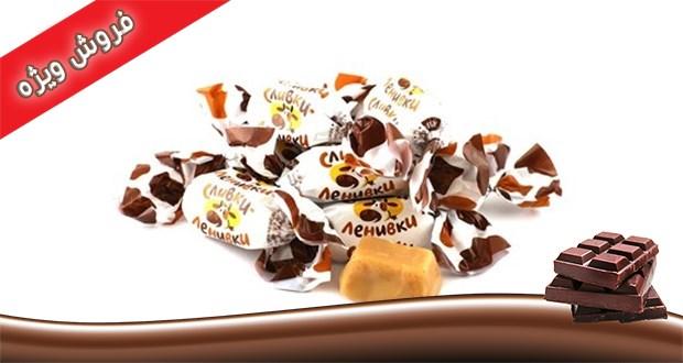 شکلاتهای روشن اوکراین