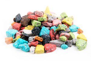 شکلات سنگی ریز