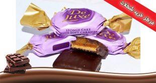 خرید شکلات روشن اکراینی