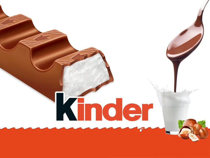خرید شکلات کیندر