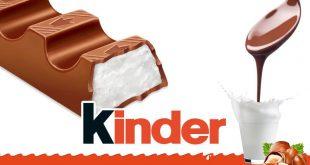 شکلات کیندر
