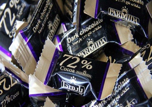 شکلات فله ای