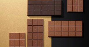 صادرات شکلات تخته ای کارگاهی ایرانی